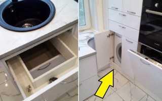 Как обустроить крошечную кухню в хрущевке: 8 примеров