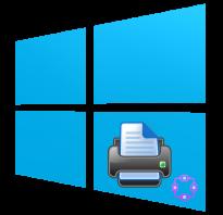 Как сделать принтер сетевым на windows 10