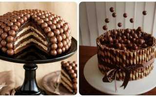 Как сделать шоколадные шарики