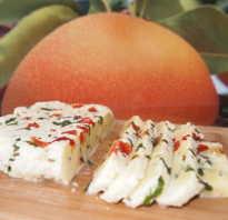 Как сделать твердый сыр