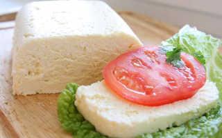 Как сделать сыр из простокваши