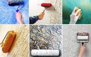 Как сделать рисунок на стене из шпаклевки