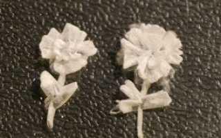 Как сделать розу в оргстекле