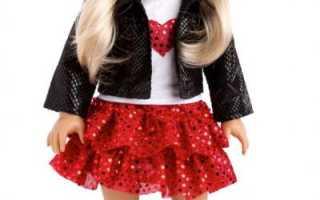 Как сделать кофту для куклы