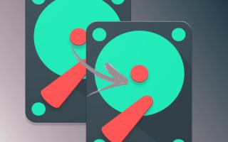 Как сделать клон жесткого диска