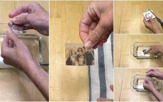 Как сделать переводную картинку в домашних условиях