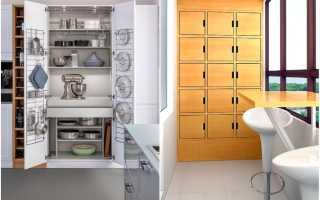 Как организовать хозяйственную комнату в квартире