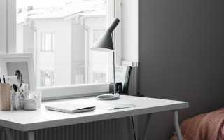 Как обустроить рабочее место в маленькой квартире: 7 идей