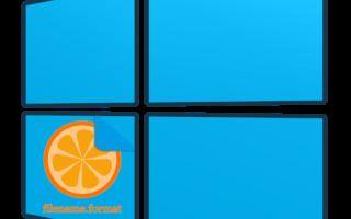 Как сделать расширение файла видимым windows 10