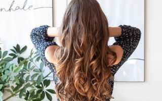 Как сделать кудри утюжком для волос