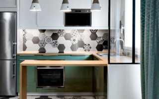 Как оформить кухонный фартук:7 лучших идей