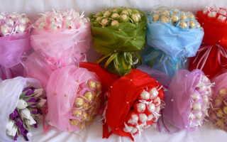 Как сделать упаковку для цветов