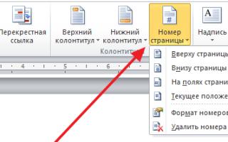 Как сделать разметку страницы