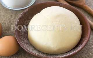 Как сделать заварное тесто для пельменей