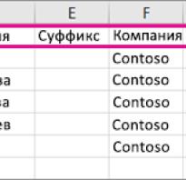 Как сделать файл csv