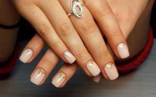 Как сделать укрепление ногтей гелем