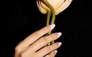 Как сделать рисунок на ногтях гель лаком
