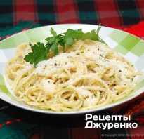 Как сделать макароны с сыром