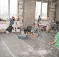 Как сделать капитальный ремонт квартиры своими руками