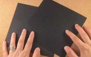 Как сделать кунай из бумаги