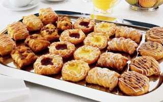 Как сделать печенье из слоеного теста