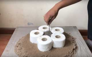Что можно сделать из туалетной бумаги