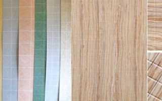 Как сделать пластиковые панели