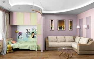 Как организовать 30 квадратных метров для семьи с ребенком: реальный пример
