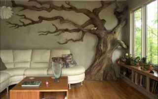 Как сделать дерево своими руками