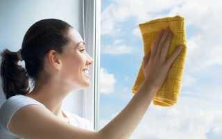 Как сделать чистящее средство для окон