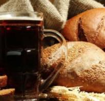 Как сделать квас из сухого хлебного кваса