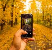 Как сделать фотографию на телефоне