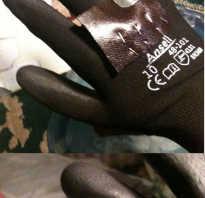Как сделать перчатки из бумаги
