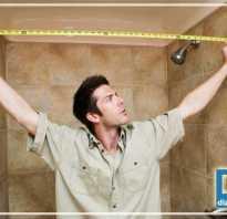 Как сделать ремонт в маленькой ванной комнате