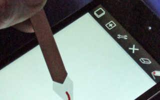 Как сделать ручку для телефона